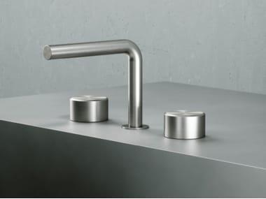3 hole countertop washbasin tap STEREO 16 31V
