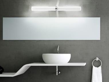 Lampada da parete in vetro STICK 65 | Lampada da parete