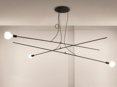 LED swivel pendant lamp STILL