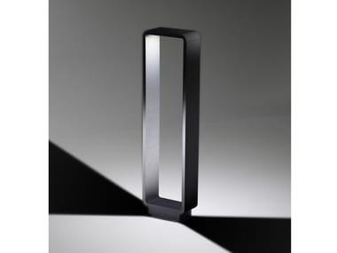 Lampada da terra per esterno a LED in alluminio STOLA | Lampada da terra per esterno