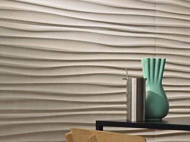 Rivestimento in ceramica monocottura per interni STONE_ART