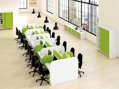 Multiple office workstation call center STONE CALL CENTER | Multiple office workstation