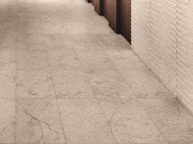 Porcelain stoneware wall/floor tiles with stone effect STONE CONCEPT | Wall/floor tiles with stone effect