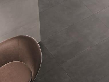 Porcelain stoneware wall/floor tiles STONECLOUD DARK