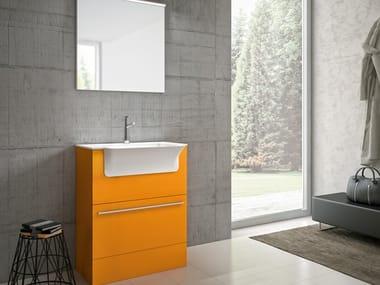 Mobile lavanderia con lavatoio STORE 407