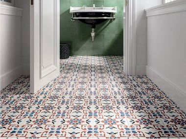 Pavimento/rivestimento in gres porcellanato STORIE D'ITALIA S4