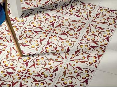 Pavimento/rivestimento in gres porcellanato STORIE D'ITALIA S5