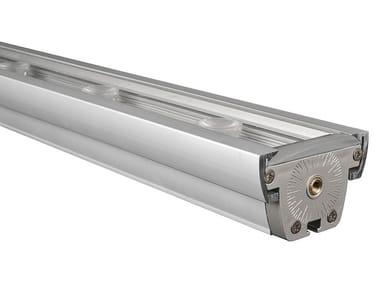 Perfil lineal de exterior de aluminio STRATO