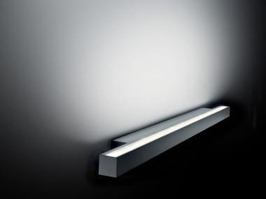 LED adjustable aluminium wall washer STREAMLINE | Wall washer