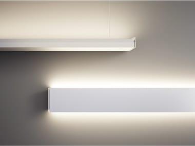 Illuminazione a binario con strip LED flessibile dimmerabile STRIP LED