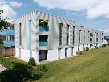 Metal Panel for facade STRUCTURE® FAÇADE