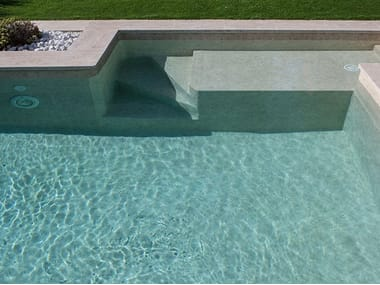 Anti-slip Pool liner TOUCH SUBLIME