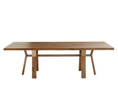 Rectangular dining table SUI | Rectangular table
