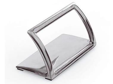 Poggiapiedi per parrucchieri in alluminio SUMI FOOTREST