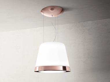 Glass island hood with integrated lighting SUMMILUX