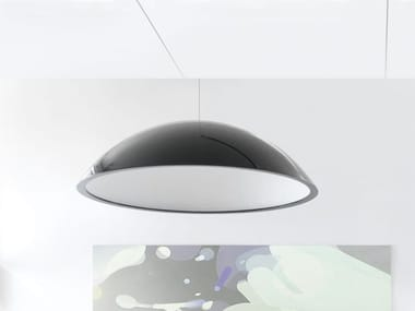 Fluorescent pendant lamp SUNBEAM