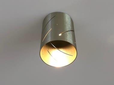 Lampada da soffitto in alluminio SUNBURST