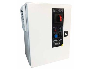 Inverter for photovoltaic system SUNDRIVER