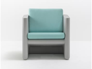 Sensational Plastic Garden Armchairs With Removable Cover Archiproducts Machost Co Dining Chair Design Ideas Machostcouk