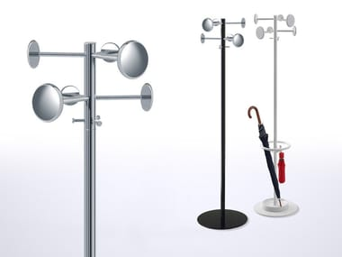 Steel coat stand SUPER EGO