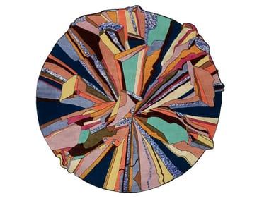 Round rug SUPER ROUND