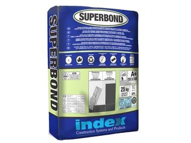 Adesivo antiscivolo ad adesione maggiorata per piastrelle SUPERBOND