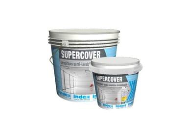 Idropittura semi-lavabile traspirante SUPERCOVER
