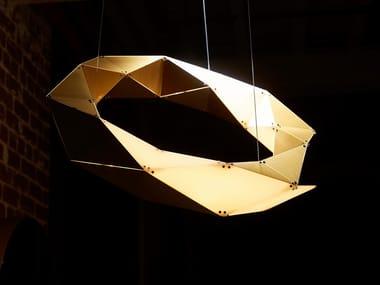 LED pendant lamp SUPERNOVA
