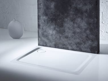 Flush fitting shower tray SUPERPLAN PLUS