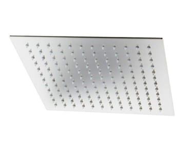 Overhead showers SUPIONI | Soffione doccia quadro piatto
