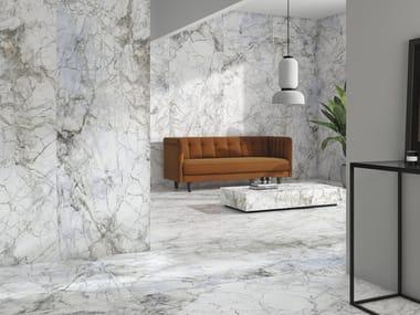 Pavimento/rivestimento in gres porcellanato effetto marmo SUPREME