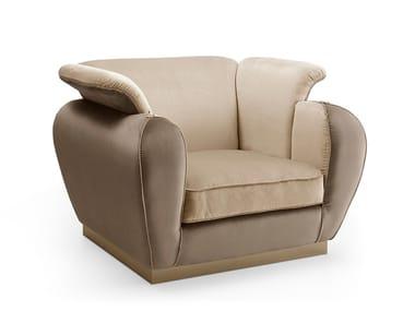 Armchair with armrests SUSAN | Armchair