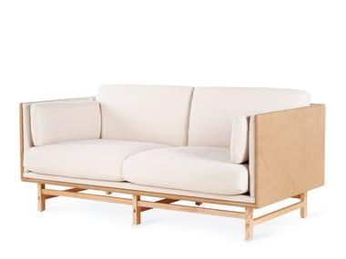 Fabric sofa SW SOFA TWO SEATER