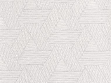 Jacquard fabric with graphic pattern SWAN