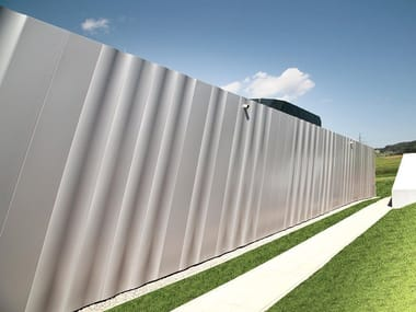 Metal Facade Cladding   Archiproducts