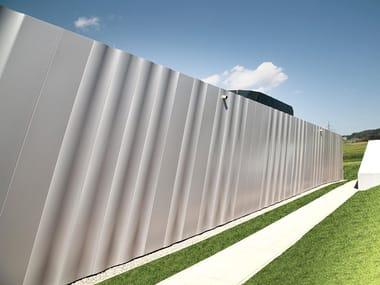 Metal Panel for facade SWING FAÇADE