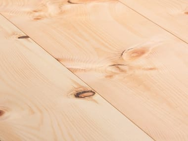 Swiss Stone Pine flooring SWISS STONE PINE - NATURAL OIL