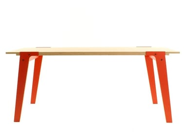 Rectangular dining table SWITCH TABLE S