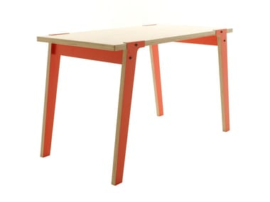 Rectangular dining table SWITCH TABLE