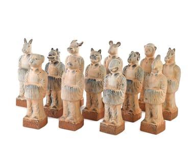 Ceramic decorative object SYMBOLIC ANIMAL