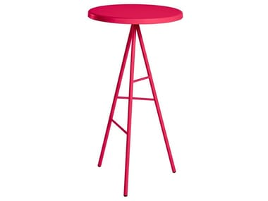 Round metal garden table SYMPLE | Garden table
