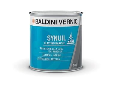 Vernice brillante poliuretanica monocomponente SYNUIL FLATTING BARCHE