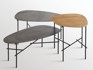 Tavolino in metallo SYRO | Tavolino