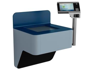 Automation system for self-service safe deposit locker SafeStoreAuto
