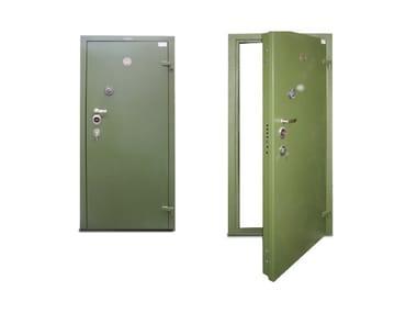 Steel safety doors Safety doors