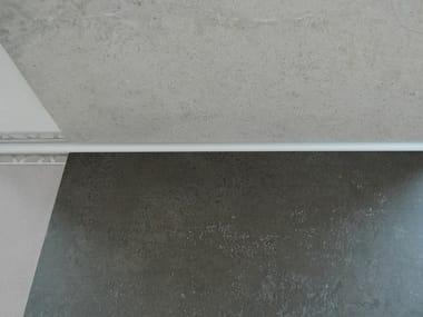 Sguscia igienica in alluminio anodizzato di raccordo interno SANITEC SB 10