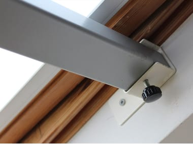Steel security bar Security bar