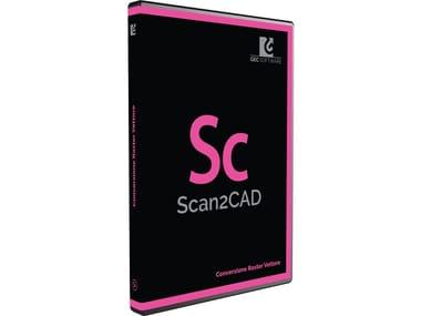 Dwg dxf file converter Scan2CAD