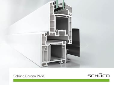 Schuco Pvc Catalogo.Schuco Pws Italia Pvc Windows Archiproducts