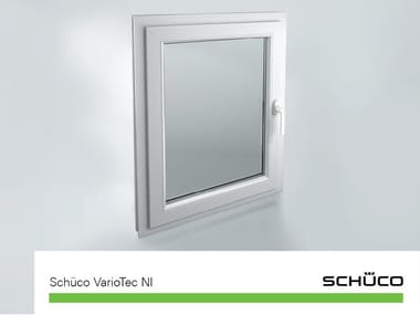 Window fittings Schüco VarioTec